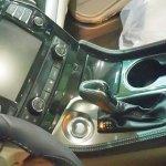 2016 Nissan Maxima center console spyshot