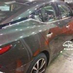2016 Nissan Maxima window line spyshot