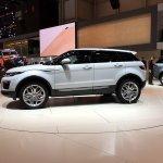 2016 Range Rover Evoque side leak at the Geneva Motor Show 2015