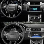 2016 Range Rover Evoque vs 2015 Range Rover Evoque dashboard