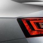 2016 Skoda Superb taillamp