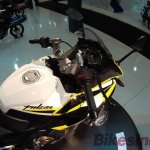 Bajaj Pulsar 200 SS tank Motor Fair Turkey