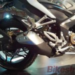 Bajaj Pulsar 200 SS wheel Motor Fair Turkey