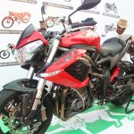 DSK Benelli 1130 At India Bike Week 2015 Left Front Three Quarters