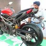 DSK Benelli 1130 At India Bike Week 2015 Left Rear Three Quarters