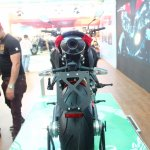 DSK Benelli 1130 At India Bike Week 2015 Rear