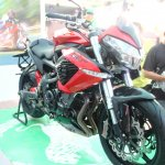DSK Benelli 1130 At India Bike Week 2015 Right front three quarters
