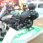 DSK Benelli GT At India Bike Week 2015 Left Front Three Quarters