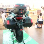 DSK Benelli GT At India Bike Week 2015 Rear
