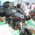 DSK Benelli GT At India Bike Week 2015 Right Front Three Quarters