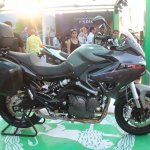 DSK Benelli GT At India Bike Week 2015 Right Side Profile