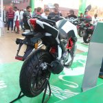 DSK Benelli TNT 250 At India Bike Week 2015 Rear Right Three Quarters