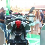 DSK Benelli TNT 250 At India Bike Week 2015 Rear