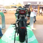 DSK Benelli TNT 300 At India Bike Week 2015 Rear