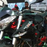 DSK Benelli TNT 899 At India Bike Week 2015 Front