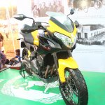 DSK Benelli Trek At India Bike Week 2015 Front Right Three Quarters
