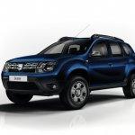 Dacia Duster anniversary edition front three quarter