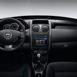 Dacia Duster anniversary edition interior dashboard