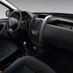 Dacia Duster anniversary edition interior