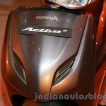 Honda Activa 3G front fascia at the launch