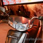 Honda Activa 3G headlamp at the launch