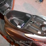 Honda Activa 3G storage compartment at the launch