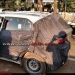 Hyundai ix25 spied Belgaum rear