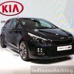 Kia cee'd GT Line at the 2015 Geneva Motor Show