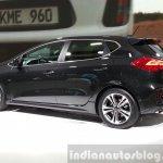 Kia cee'd GT Line rear three quarter left at the 2015 Geneva Motor Show
