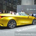 Lexus LF-C2 Concept rear three quarter(2) view at 2015 Geneva Motor Show