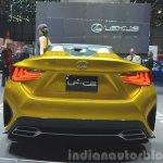Lexus LF-C2 Concept rear  view at 2015 Geneva Motor Show