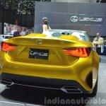 Lexus LF-C2 Concept rear(2) view at 2015 Geneva Motor Show