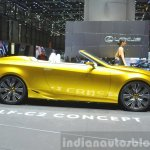 Lexus LF-C2 Concept side(3) view at 2015 Geneva Motor Show