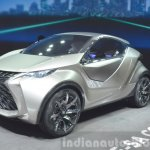 Lexus LF-SA Concept front three quarter(2) view at 2015 Geneva Motor Show