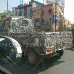 Mahindra P601 IAB spied