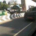 Mahindra S101 front spyshot from Gokulraj GK