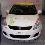 Maruti Swift Range Extender concept at the International Green Mobility Expo