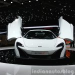 McLaren 675LT front(2) view at 2015 Geneva Motor Show