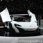 McLaren 675LT front(4) view at 2015 Geneva Motor Show