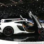 McLaren 675LT side(2) view at 2015 Geneva Motor Show