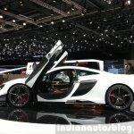 McLaren 675LT side(4) view at 2015 Geneva Motor Show