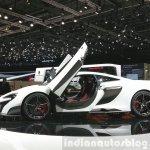 McLaren 675LT side(5) view at 2015 Geneva Motor Show