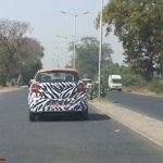 New Ford Figo India spied