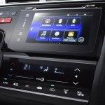 New Honda Jazz Europe center console