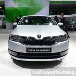 Skoda Rapid Combi limited Edition front view at the 2015 Geneva Motor Show