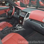 Ssangyong Tivoli interior view at 2015 Geneva Motor Show