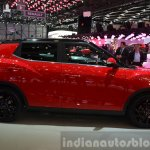 Ssangyong Tivoli side view at 2015 Geneva Motor Show