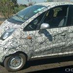 Tata Nano facelift spied