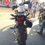 Triumph Tiger XCx At India Bike Week 2015 Rear