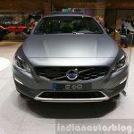 Volvo S60 Cross Country front at the 2015 Geneva Motor Show
